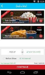 BookMyShow–Movie Tickets,Plays- screenshot thumbnail