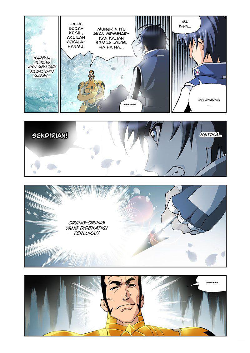 Baca Manga Soul Land Chapter 13 Komik Station