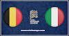 UEFA Nations League Bronze Final : Belgium Vs Italy Match Preview, Line Up, Match Info