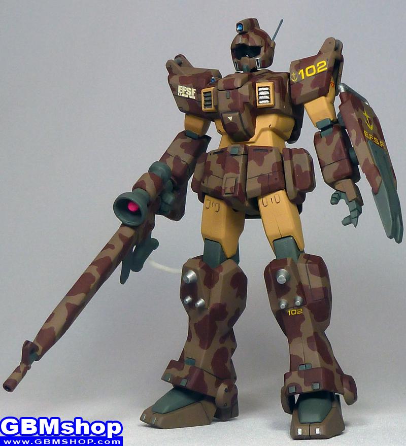 โมจีน 1/144 RGM-79[G] GM Sniper Desert Eagle