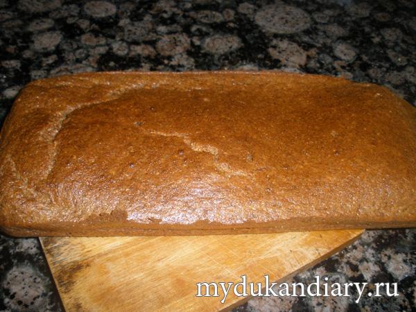 Хлеб по Дюкан