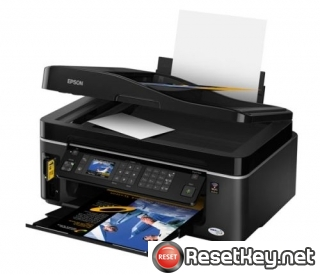 Reset Epson TX600FW printer Waste Ink Pads Counter