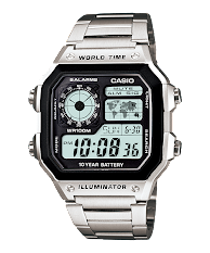 Casio Standard : FT-500WC-3BV