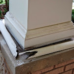 Molding Rot Removal
