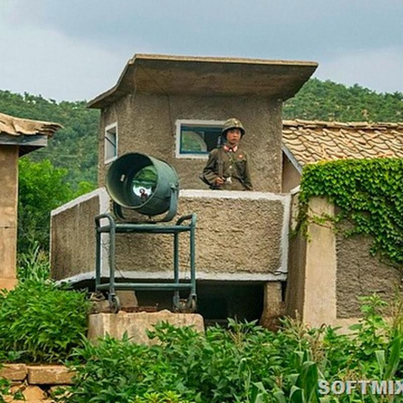 Северная Корея в фотографиях Сяолу Чу