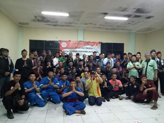 Rahmat Malik Pimpin IPSI Kota Bekasi