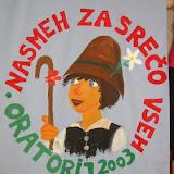 Oratorij 2003