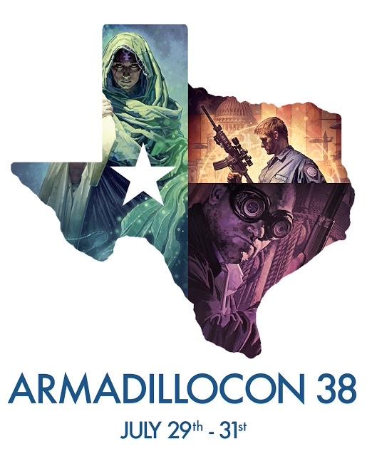 Dominick Saponaro - ArmadilloCon