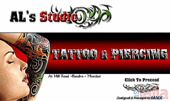 Photos of ALS Tattoo And Body Piercing Studio Bandra West Mumbai