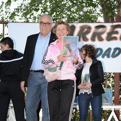 Carrera de Manzanares 2016 - Trofeos
