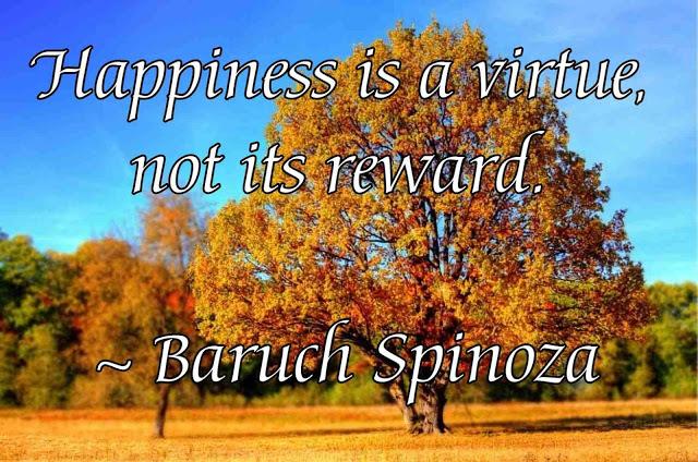 Spinoza inspirational Quotes