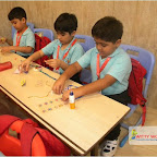 Rakshabandhan Celebration of Grade 1 at Witty World, Chikoowadi (2017-18)