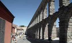 Visitar Segovia - Acueducto