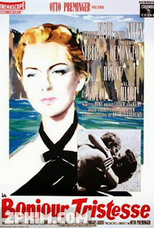 Buồn Ơi, Chào Mi - Bonjour Tristesse (1958) Poster