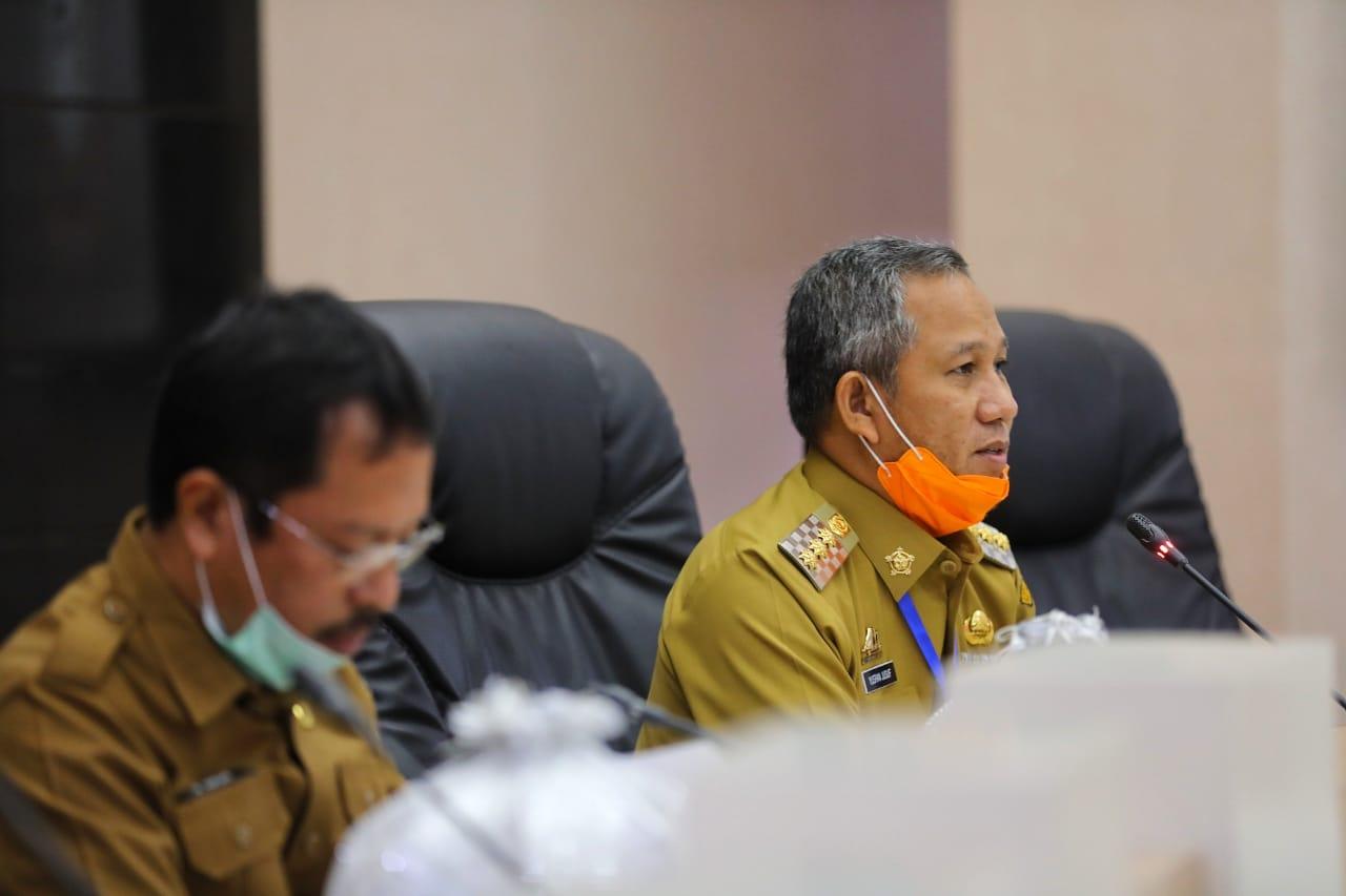 Pemkot Makassar Segera Berlakukan Konsep New Normal Berbasis Kearifan Lokal