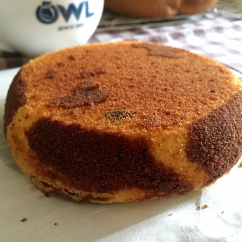 Marble Cake Rice Cooker