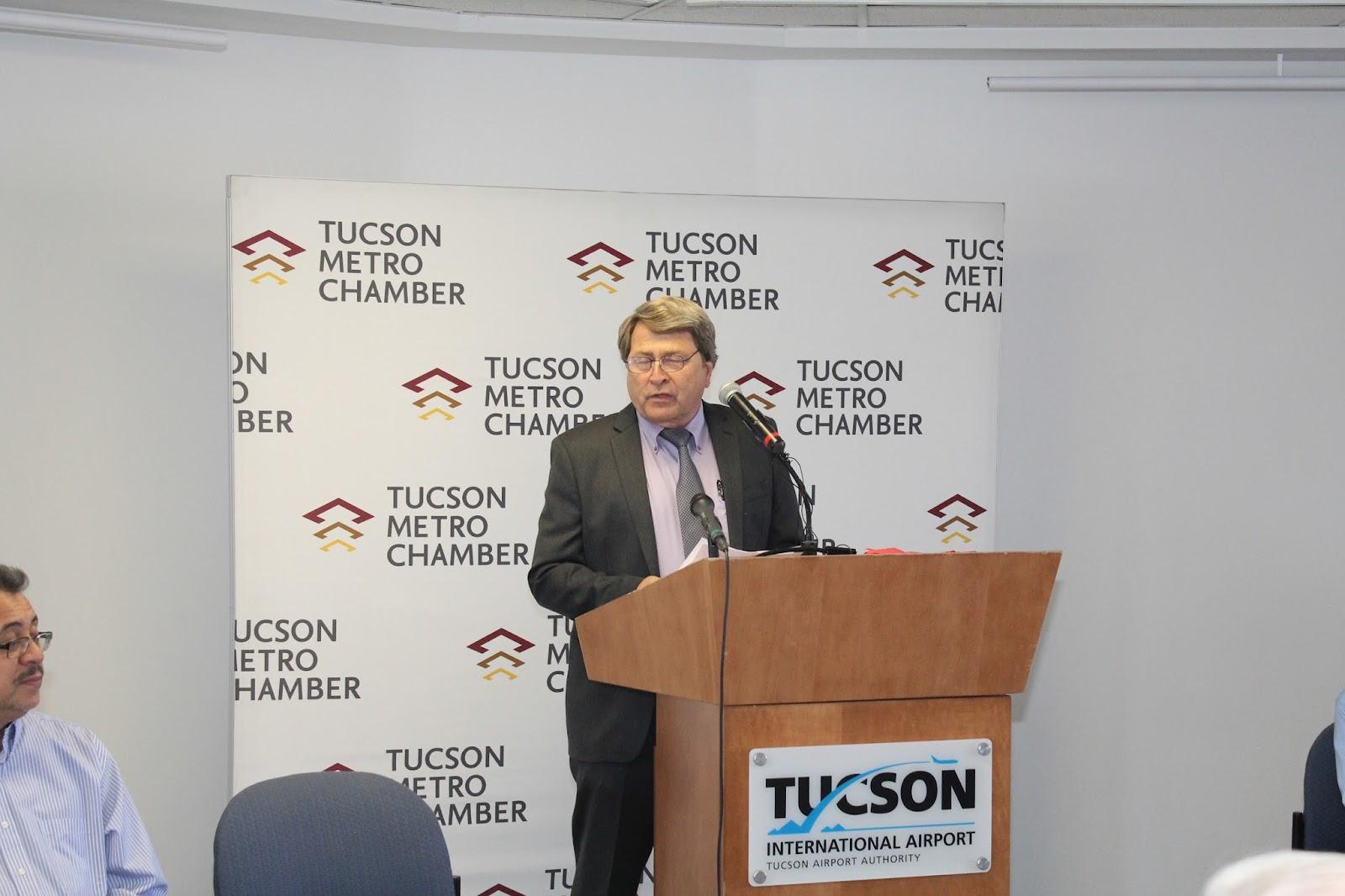 Tucson - JFK Non-Stop Route Announcement - IMG_3168.JPG