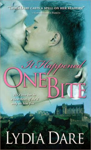 Historical Paranormal Romance Novel Review It Happened One Bite By Lydia Dare