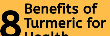 8 Benefits of Turmeric for Health