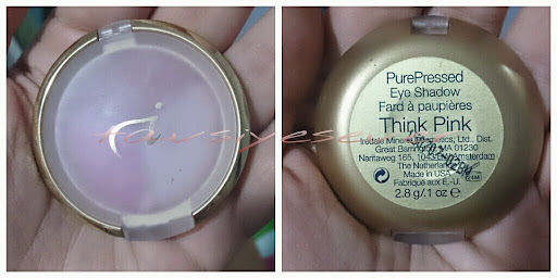 JANE IREDALE THINK PINK PALET