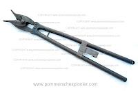 Pioneer ersatz cutters