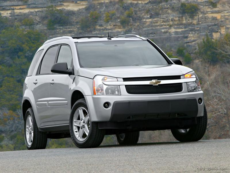 2005 chevrolet equinox suv specifications pictures prices. Black Bedroom Furniture Sets. Home Design Ideas