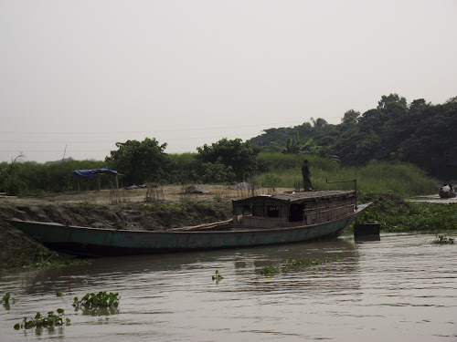 A Cargo boat