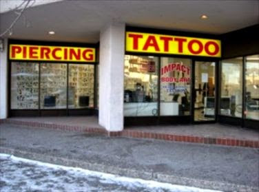 Impact Body Art   Tattoo amp Piercing   Tattoo ShopsParlors on