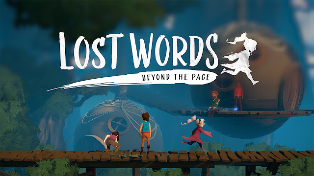 Lost words:Beyond the Page  Review. The power of words.