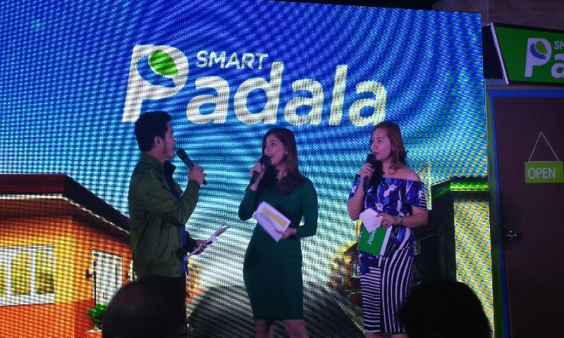 Smart Padala revitalized with new logo and endorser Angel