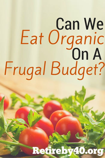 Can We Eat Organic On A Frugal Budget?