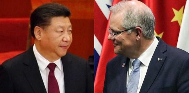 Imbas Perseteruan Dengan China, Australia Ingin Batalkan Kerja Sama 'Belt And Road Initiatives'