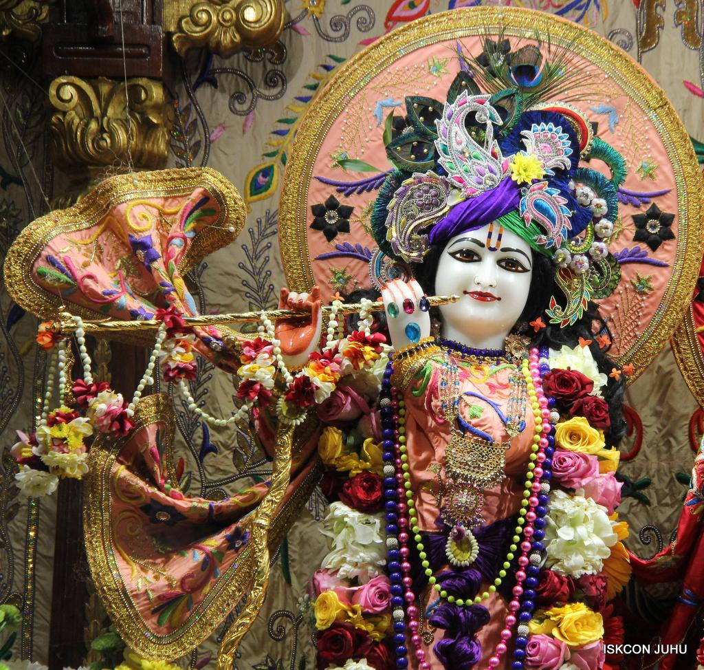 ISKCON Juhu Sringar Deity Drashan on 17th Jan 2017 (23)