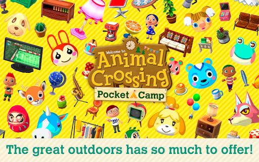 Animal Crossing: Pocket Camp screenshots 1