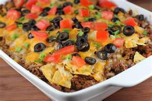 Cinco De Mayo Mexican Casserole Recipe