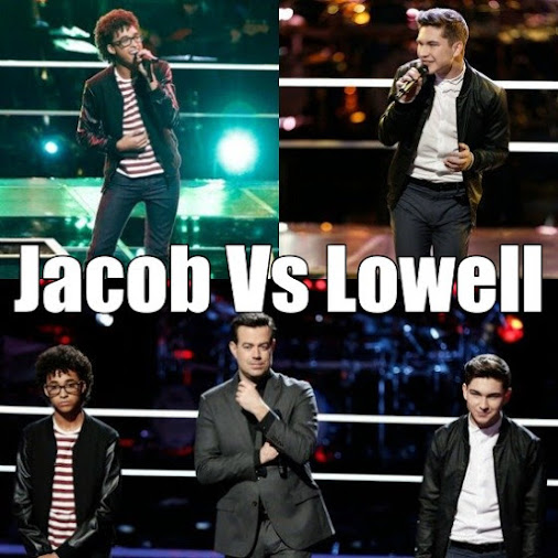 Jacob vs. Lowell Knockouts