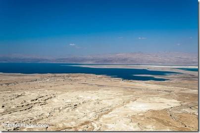 Dead Sea from Masada, tb060916736