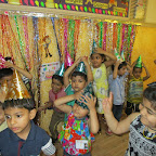 Birthday Party (Jr.KG.) 18-4-2016