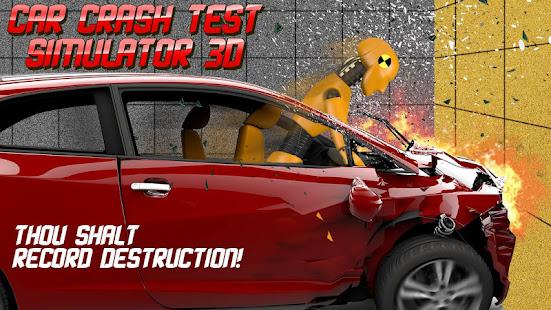 Car Crash Test Simulator 3D - Apps on Google Play