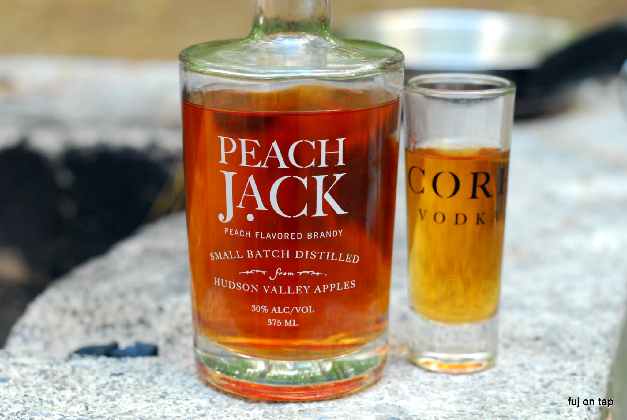 Golden Harvest Peach Jack