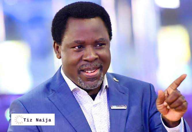 What is happening on prophet TB Joshua's grave months  after his death would leave you speechless| Tiz Naija