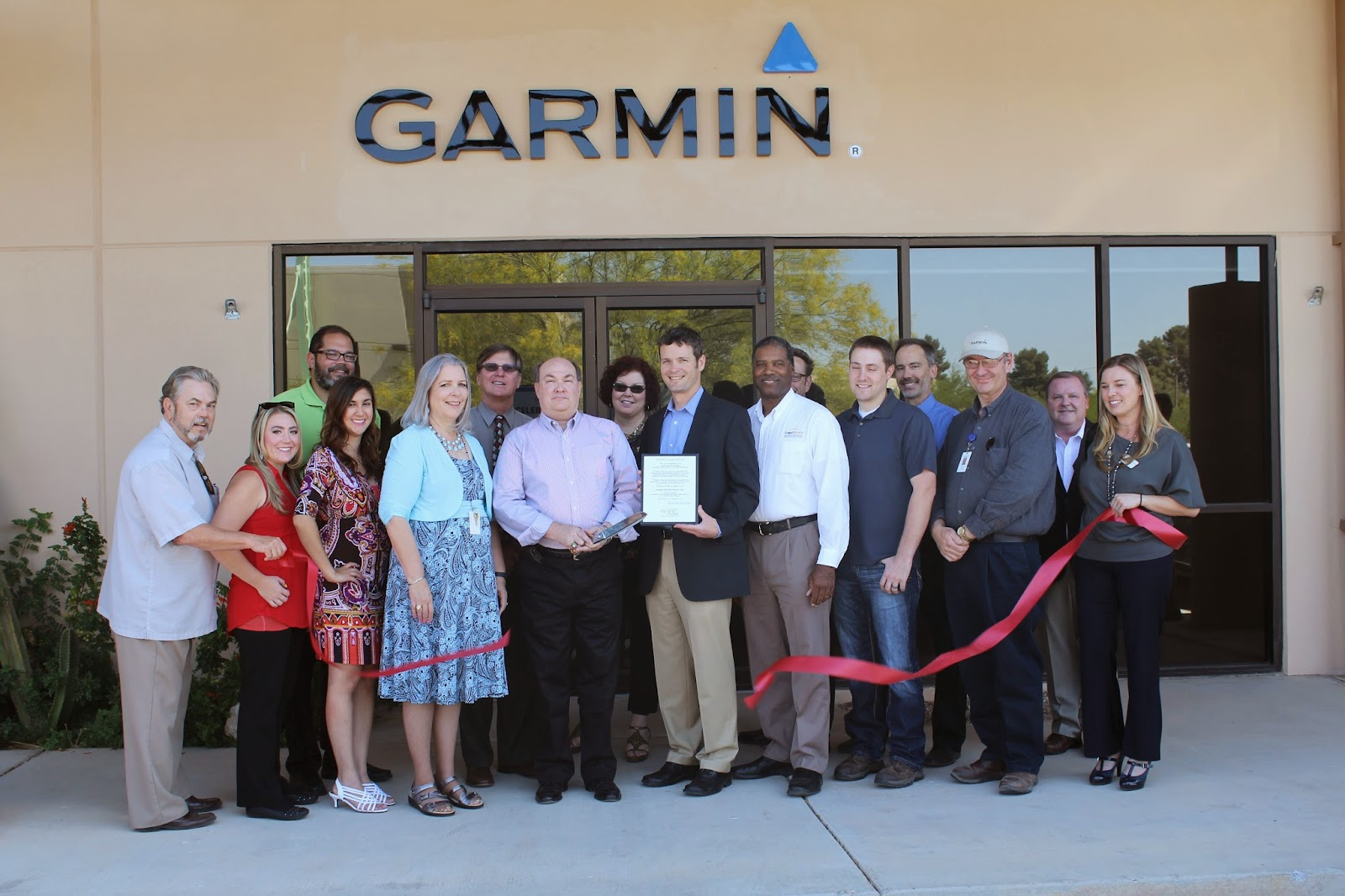 Garmin International, Inc. is excited to announce the completion of a new contact center. The call center is located next door to Garmin's Tucson Engineering Design facility. The contact center will allow growth in both the contact center department, and the engineering department. Including both the contact center and engineering, they'll be growing from 30 associates to well over 100!  Garmin International, Inc. 1705 S. Research Loop, 85710 (520) 290-6000
