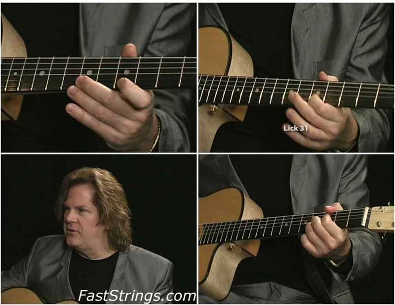 John Jorgenson - Intermediate Gypsy Jazz Guitar