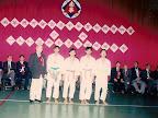 1993年 巳故副主席 胡雲焯 頒獎