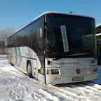 mercedes integro bus 2933 van Connexxion tours
