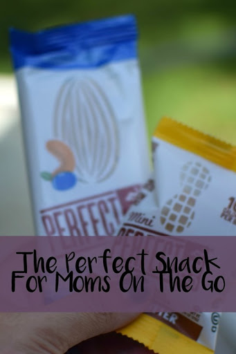 The Perfect Snack For Moms On The Go #itsjustperfect