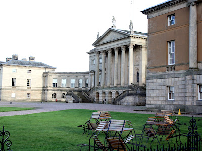 Kedleston Hall in the Peak District