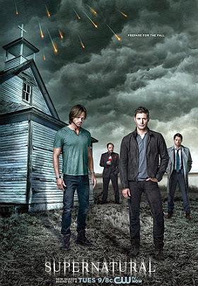 Serie Poster Supernatural S09E03 HDTV XviD & RMVB Legendado