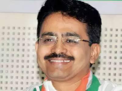 कांग्रेस के राज्यसभा सांसद राजीव सातव का निधन       #RajivSatav