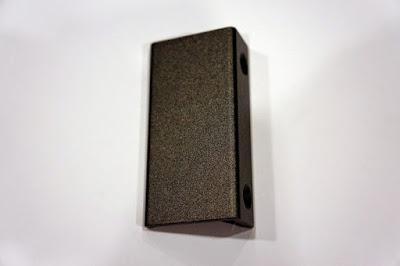 裝潢五金品名:A357-平面把手規格:35*70m/m顏色:鐵黑色玖品五金